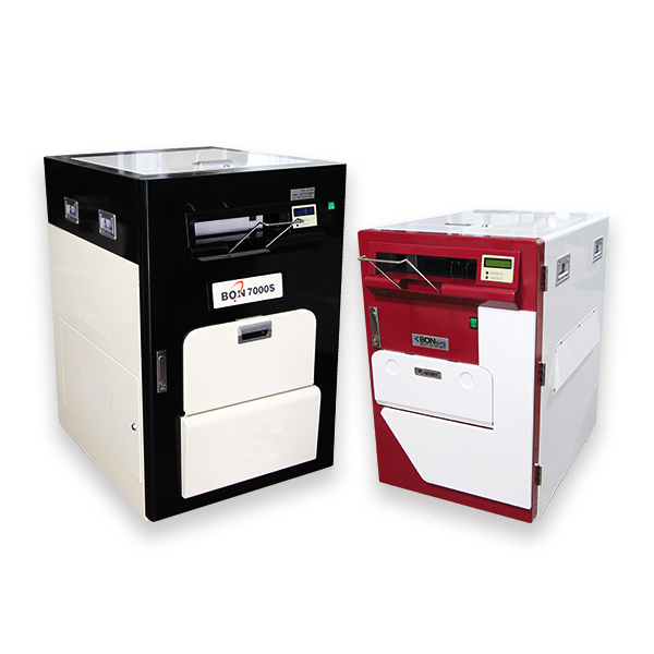 bon 7000s sum4 - Color / White and black integrated civil application issuing machines
