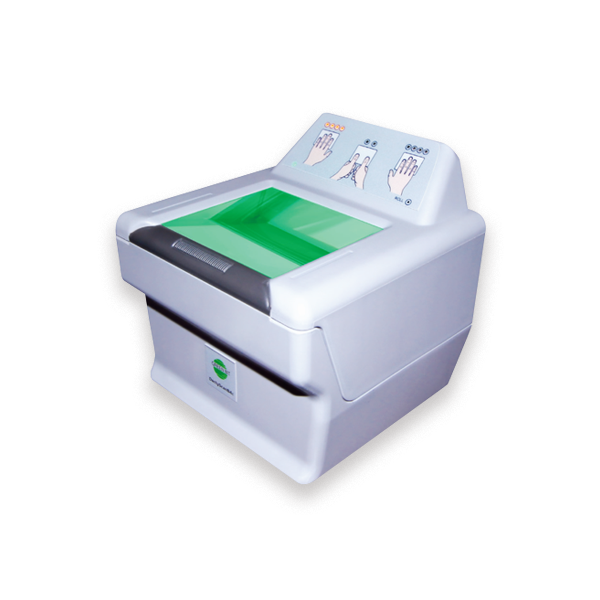 dactyscan84n 1 - 10-fingerprint registration scanner